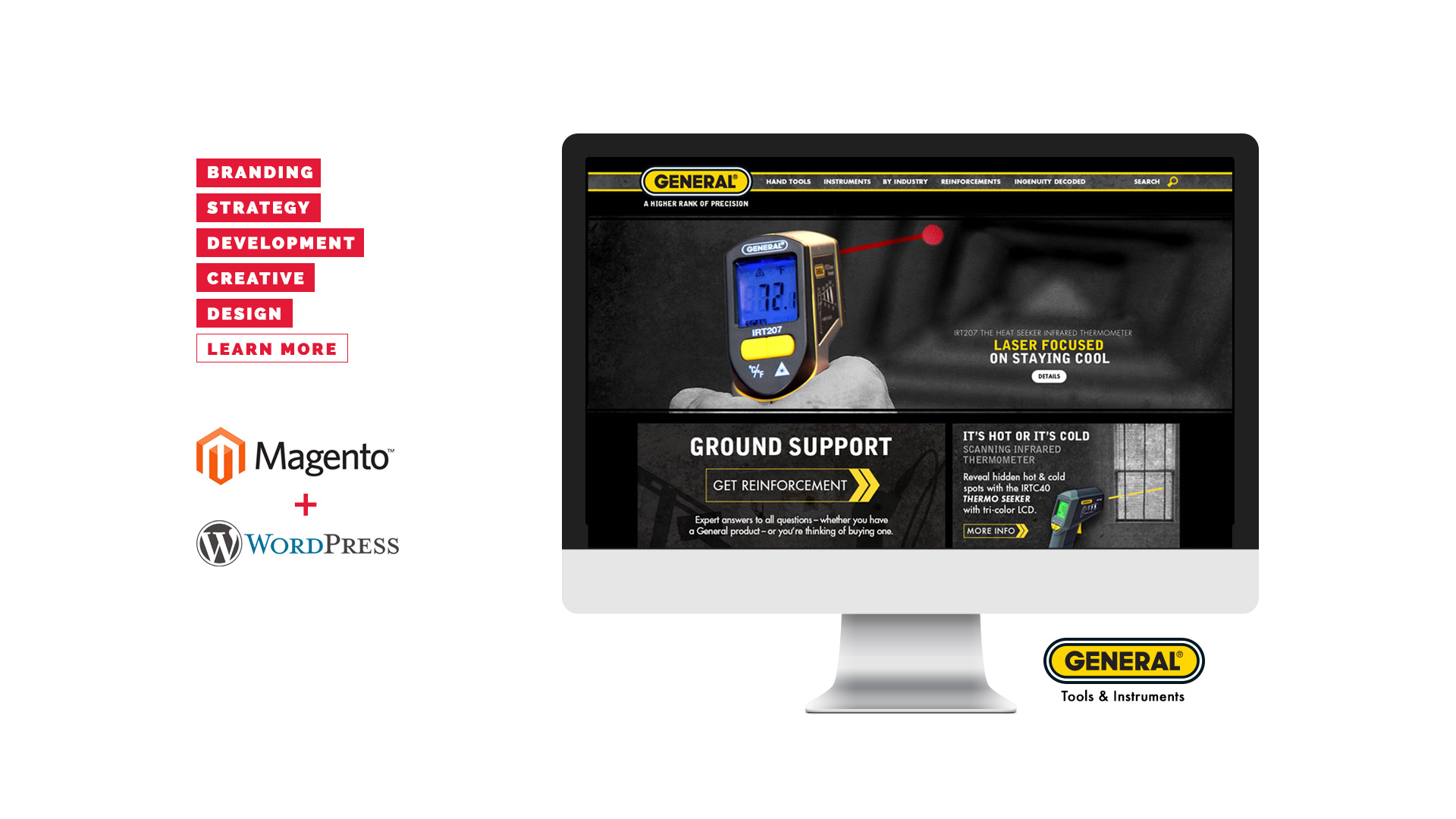 general tools website design development